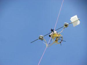 Broadband radiation probe