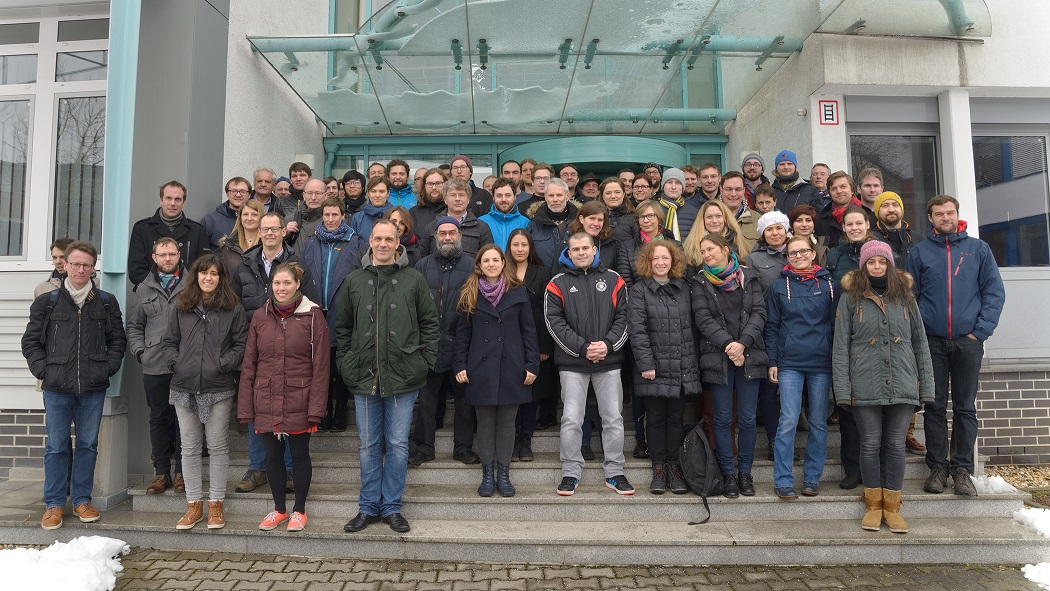 Group photo GA March 2018, Leipzig. Photo by Tilo Arnhold
